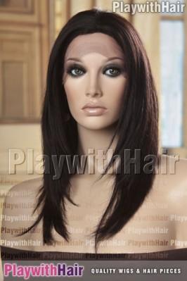 Sepia - Blanca Remy Human Hair Wig