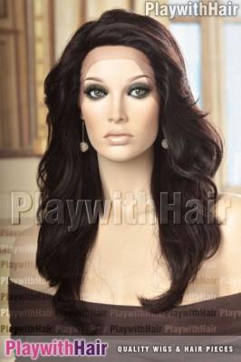 Sepia - Helena Remy Human Hair Wig