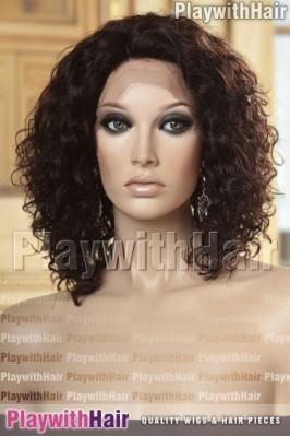 Sepia - Kenna Remy Human Hair Wig