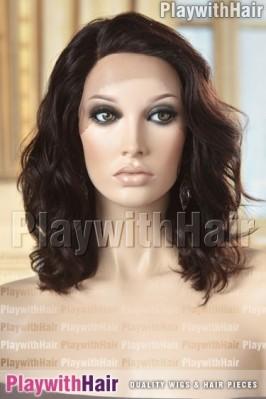 Sepia - Kyla Remy Human Hair Wig
