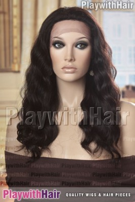 Sepia - Marisol Remy Human Hair Wig