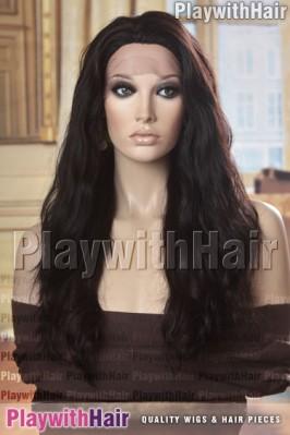 Sepia - Rosalie Remy Human Hair Wig