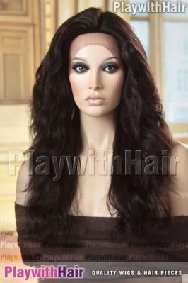 Sepia - Sicily Remy human Hair Wig