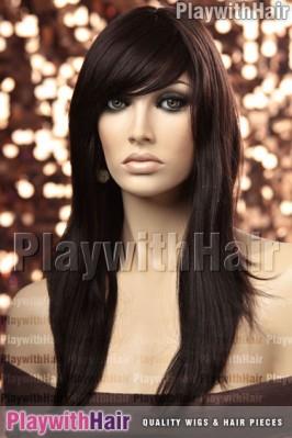 Sepia - Mariam Remy Human Hair Wig
