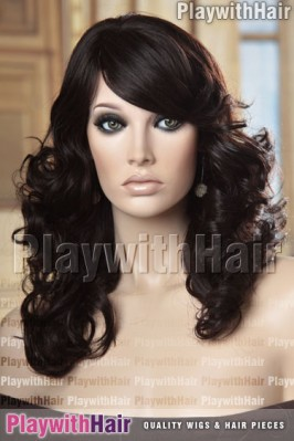 Sepia - Orchid Human Hair Wig