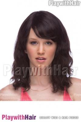 Sepia - Sonnet Remy Human Hair Wig
