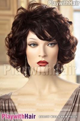 Sepia - Tessa Human Hair Wig
