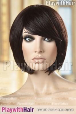 Sepia - Vita Remy Human Hair Wig