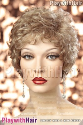 Sepia - Jenny Synthetic wig