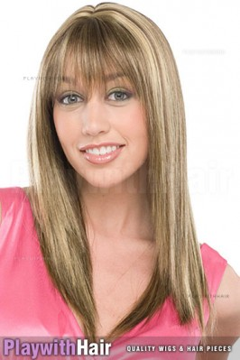 Sepia - Jewel Synthetic Wig