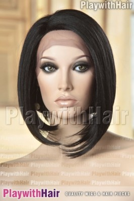 Sepia - Ava Heat Friendly Synthetic Wig