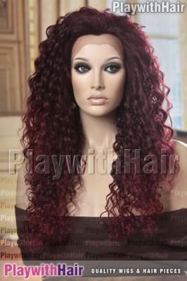 Sepia - Delaney Heat Friendly Synthetic Wig