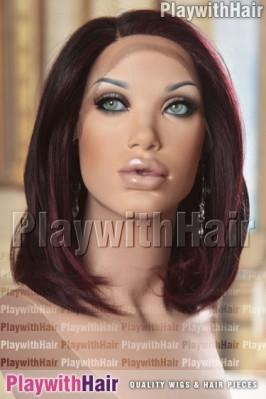Sepia - Hera Heat Friendly Synthetic Wig