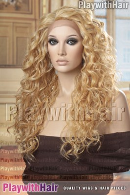 Sepia - Lacy Heat Friendly Synthetic Wig