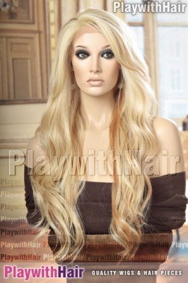 Sepia - Laurel Heat Friendly Synthetic Wig