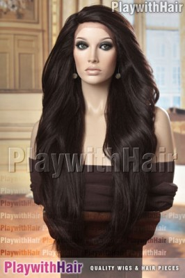 Sepia - Prudence Heat Friendly Synthetic Wig