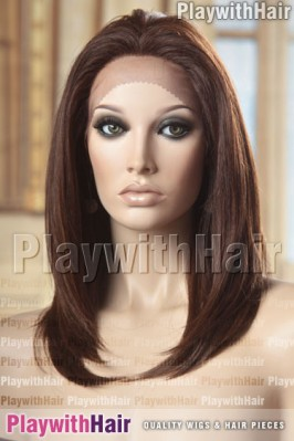 Sepia - Reese Heat Friendly Synthetic Wig
