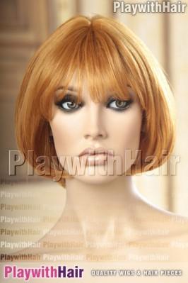 Sepia - Mackenzie Heat Friendly Synthetic Wig