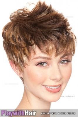 Sepia - Molly Synthetic Wig