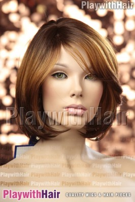 Sepia - Sahara Synthetic Wig