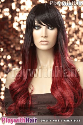 Sepia - Scandal Synthetic Wig