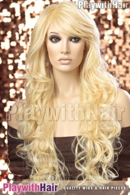 Sepia - Soprano Heat Friendly Synthetic Wig