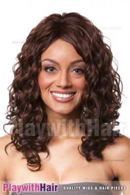 Sepia - Temptation Heat Friendly Synthetic Wig