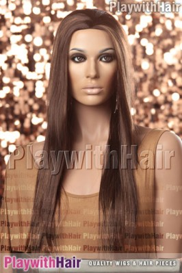 Sepia - Vanity Synthetic Wig