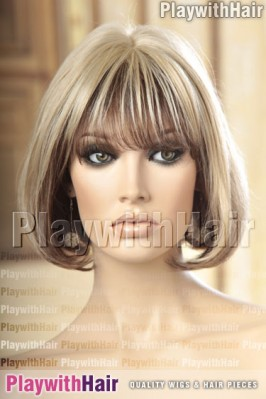 Sepia - Willow Heat Friendly Synthetic Wig