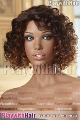Sepia - Yaya Synthetic Wig
