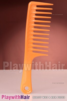 Sepia - Wide Tooth Comb for wig/Shampoo Comb
