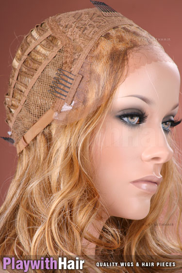 hl4/27 Dark Brown Blonde