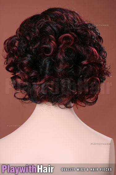 h1b/39 Black Red Burgundy
