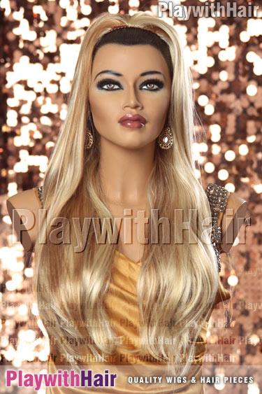 hl613/27 Platinum Blonde Lowlight