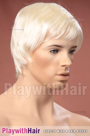 613a White Platinum Blonde
