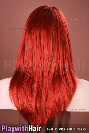 hred Hot Henna Red