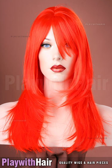 red Vivacious Red