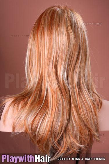 rs33 Tritone Red Blonde