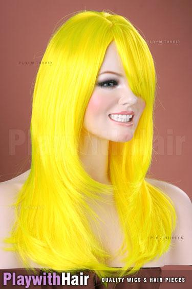 yellow BRIGHT YELLOW