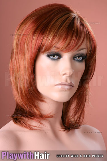 h27/130 Copper Blonde Mix