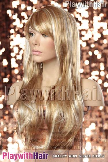 h24b/613a 2Tone Bright Blonde