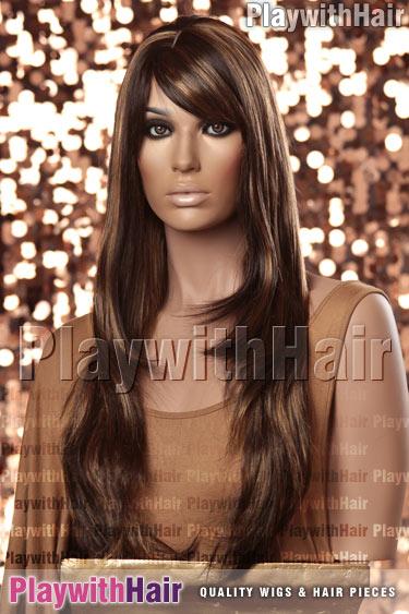 h6/27 Brown Blonde Chunk