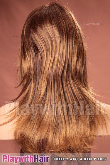 33/27tl Auburn Blonde Tip