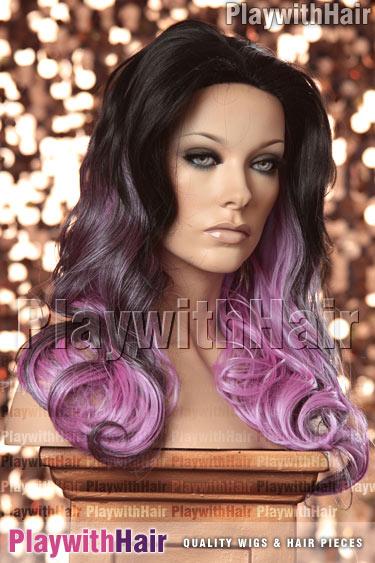 1b/purpletn Black Purple Tips