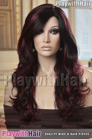 h1b/39 Black Red Burgundy