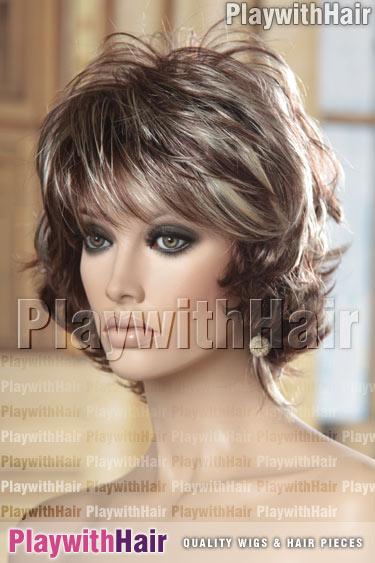h33/613 Auburn & Platinum Blonde