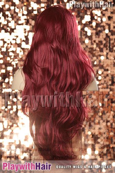 39 Burgundy Red