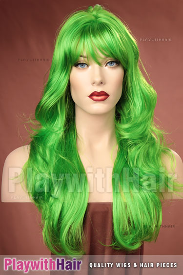 green Bright Green