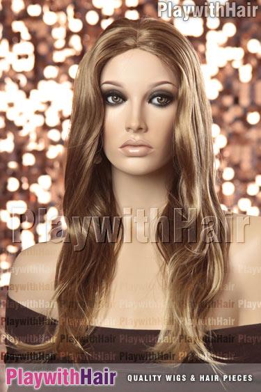 12/16tl Golden Brown Blonde Tip