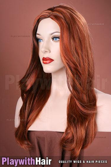 rs28 Hot Auburn Red